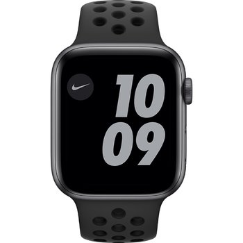 Apple Watch Nike Series 6 GPS, 44mm Space Gray Aluminium Case with Anthracite/Black Nike Sport Band - Regular