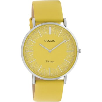 OOZOO Vintage Yellow Leather