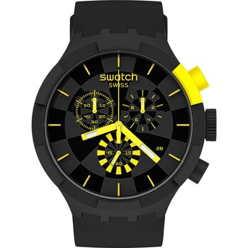 SWATCH Checkpoint Yellow
