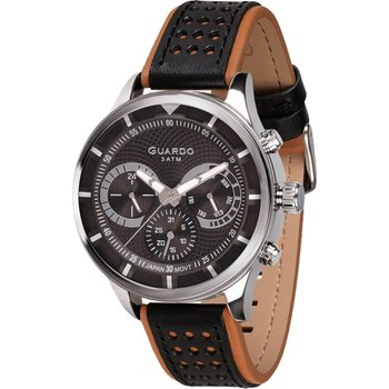 GUARDO Gents Two Tone Leather