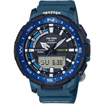 CASIO Protrek Smartwatch Blue