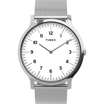 TIMEX Norway Silver Stainless