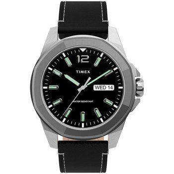 TIMEX Essex Avenue Black