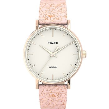 TIMEX The Fairfield Pink