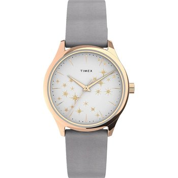 TIMEX Starstruck Grey Leather