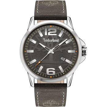TIMBERLAND Bernardston Grey Leather Strap