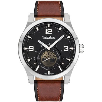 TIMBERLAND Bradfort Two Tone Leather Strap