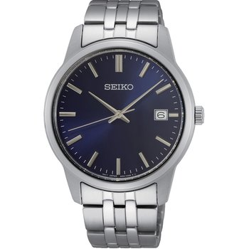 SEIKO Essential Time Silver