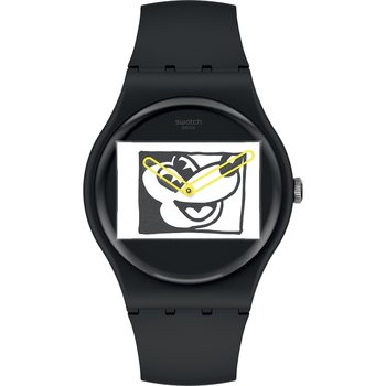 SWATCH Keith Haring Mickey