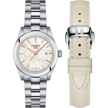 TISSOT T-Classic T-My Lady Silver Stainless Steel Bracelet