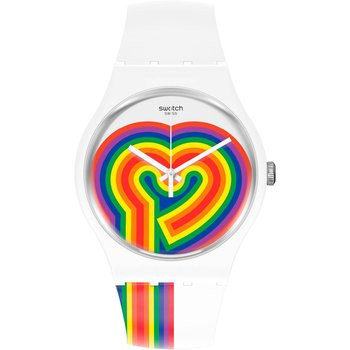 SWATCH Beating Love