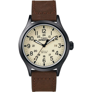 TIMEX Expedition Scout Brown