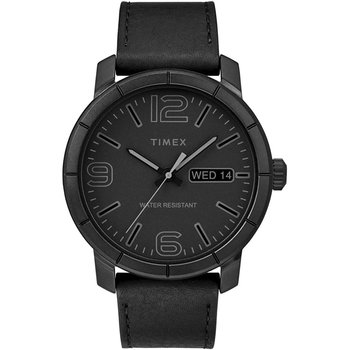 TIMEX Mode 44 Black Leather
