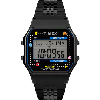 TIMEX T80 PAC-MAN Black