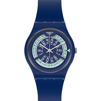 SWATCH Gents N-Igma Navy Blue