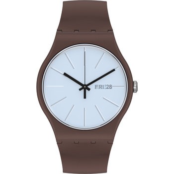 SWATCH New Gent Laki Brown