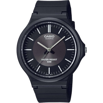 CASIO Stadard Black Rubber