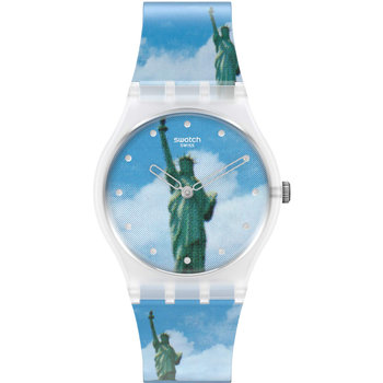 SWATCH MoMA New York By