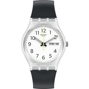 SWATCH Rinse Repeat Black