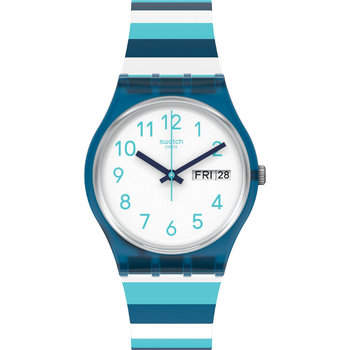 SWATCH Striped Waves