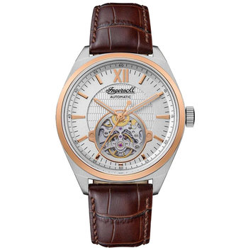 INGERSOLL Shelby Automatic Brown Leather Strap