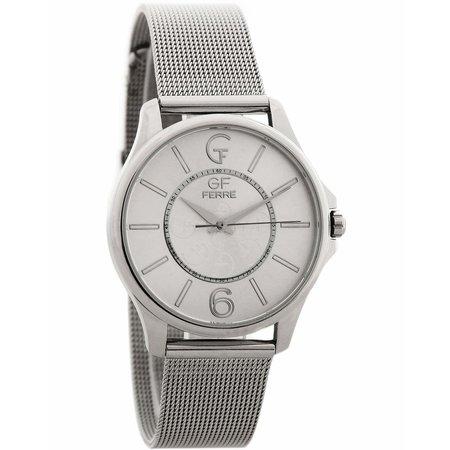 Ρολόι GF FERRE Ladies Brown Leather Strap - GFBU1019 - OROLOI.gr c41e3882f2c
