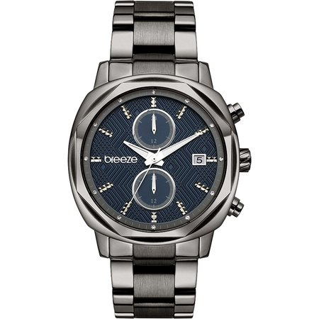 Ρολόι BREEZE StyleGazer Chrono Rose Gold Stainless Steel Bracelet ... 4a5265139e9