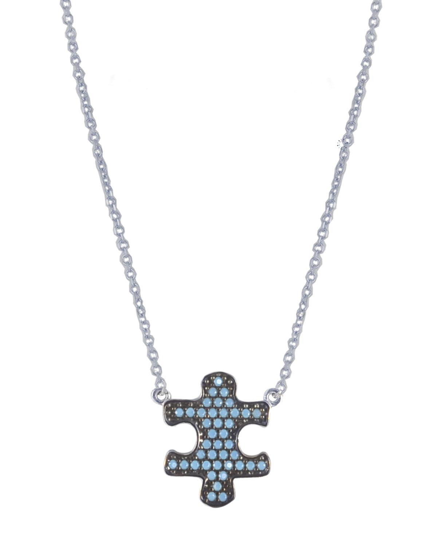 Ρολόι Necklace 14ct White Gold with Zircon SAVVIDIS - 845KO1200W ... 4f0f43c68ac
