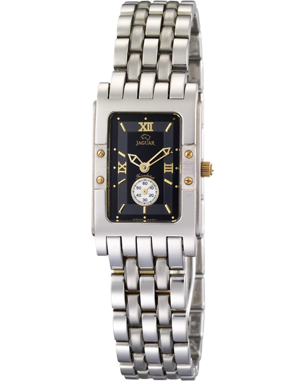 Ρολόι jaguar friendship silver stainless steel bracelet - j605/5