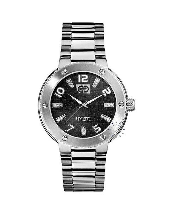 Ρολόι Marc Ecko The Cool Stainless Steel Bracelet - E12582G2 - OROLOI gr