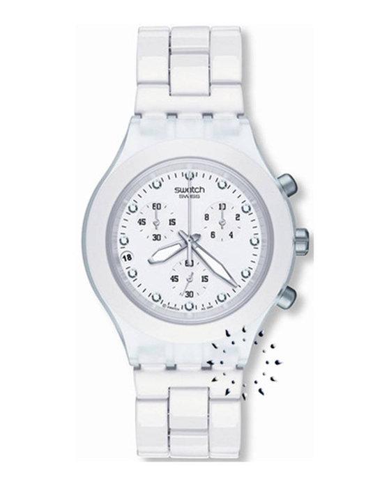 Ρολόι SWATCH IRONY FullBlooded White - SVCK4045AG - OROLOI.gr df5d73df0fa
