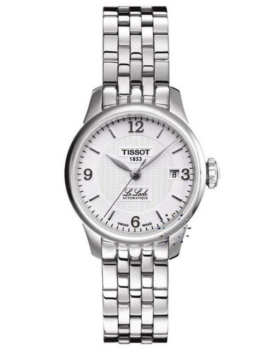 Ρολόι TISSOT T-Classic Le Locle Automatic Stainless Steel Bracelet ... 809712974d7