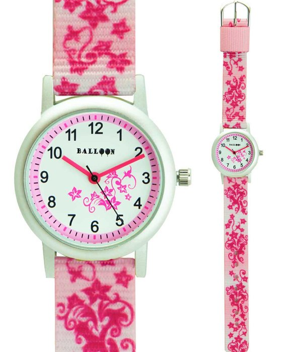 BALLOON Girls Multicolor Fabric Strap