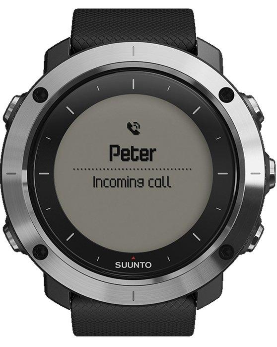 Ρολόι SUUNTO Traverse Black Black Rubber Strap - SS021843000 - OROLOI.gr 1b1ab51df64