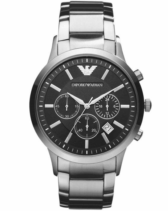 Ρολόι Emporio ARMANI Dress Stainless Steel Bracelet - AR2434 - OROLOI.gr 55d7b54c549