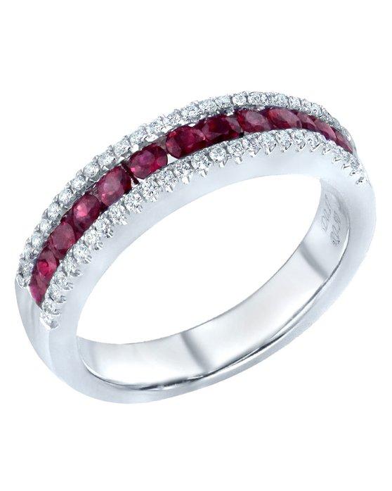 Ρολόι Δαχτυλίδι 18Κ Λευκόχρυσο με Διαμάντι - 720DA03353 - OROLOI.gr 2fb712b92e8