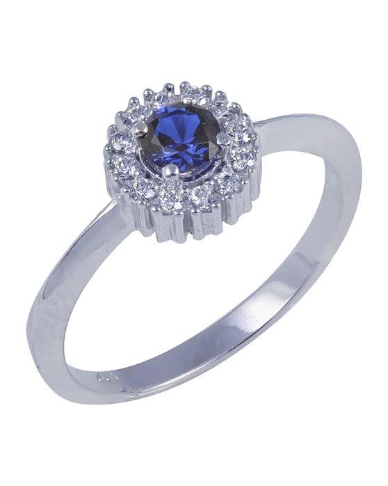 Ρολόι Ring 14ct White gold with Zircon SAVVIDIS - 192DAZL974 - OROLOI.gr 5a912f9e2a9