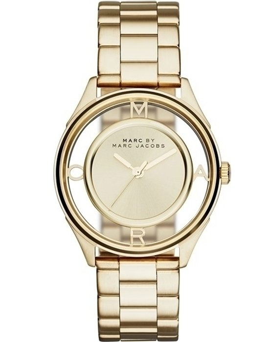 MARC BY MARC JACOBS Tether Gold Stainless Steel Bracelet