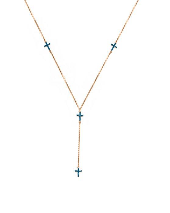 Ρολόι Necklace Double Sided 14ct Rose Gold with Zircon SAVVIDIS -  192KOAOP1085 - OROLOI.gr 4a6900d1481