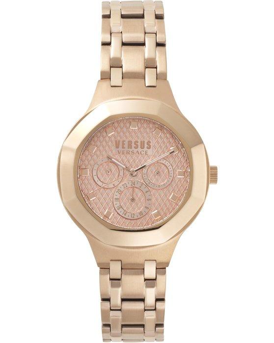 c45f137950 Ρολόι VERSUS VERSACE Laguna City Rose Gold Stainless Steel Bracelet -  VSP360617 - OROLOI.gr