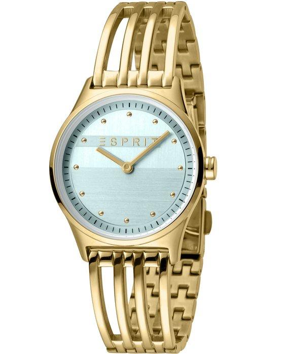Ρολόι ESPRIT Unity Gold Stainless Steel Bracelet - ES1L031M0045 ... e6cea7d1f10