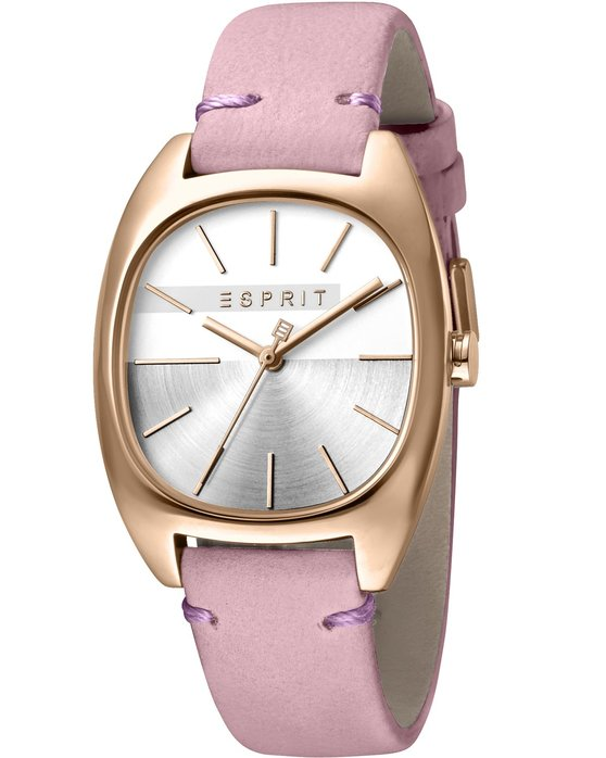 ESPRIT Infinity Pink Leather Strap