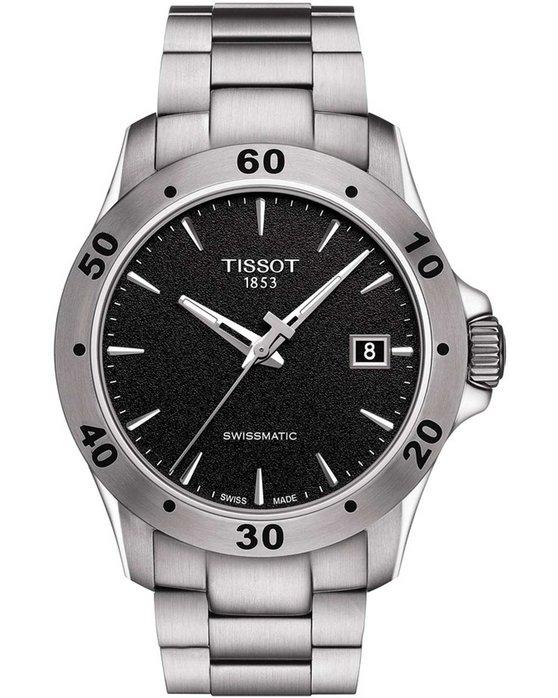 Ρολόι TISSOT V8 Swissmatic Automatic Silver Stainless Steel Bracelet ... 8960a955b0b