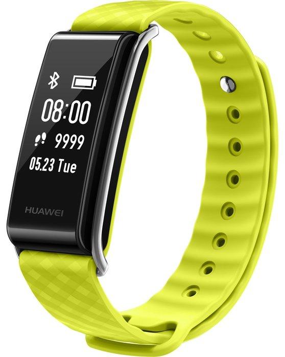 Ρολόι HUAWEI Color Band A2 Lime - AW61-LIME - OROLOI.gr 93adb95d76b
