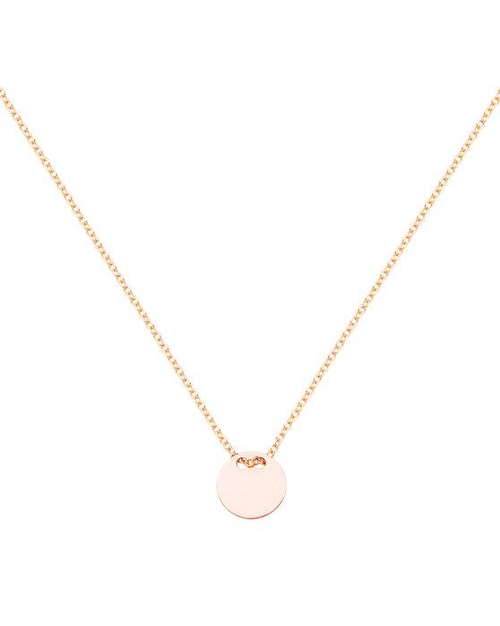 Ρολόι Necklace 14K Rose Gold by SAVVIDIS - 192XR041R - OROLOI.gr 18e6a01f575