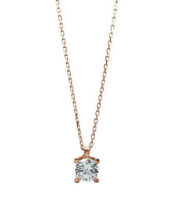 Ρολόι Necklace 14K Rose Gold SAVVIDIS - 5FM47292RC - OROLOI.gr 4b0333c184f