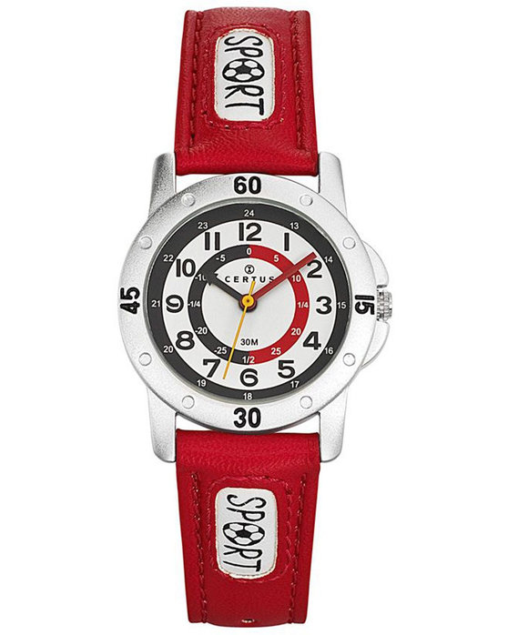 CERTUS Kids Red Synthetic Strap