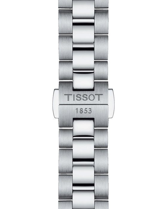 TISSOT T-Classic T-My Lady Diamonds Automatic Silver Stainless Steel Bracelet