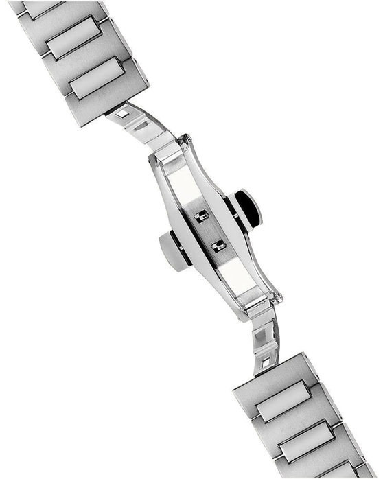 INGERSOLL Shelby Automatic Silver Stainless Steel Bracelet