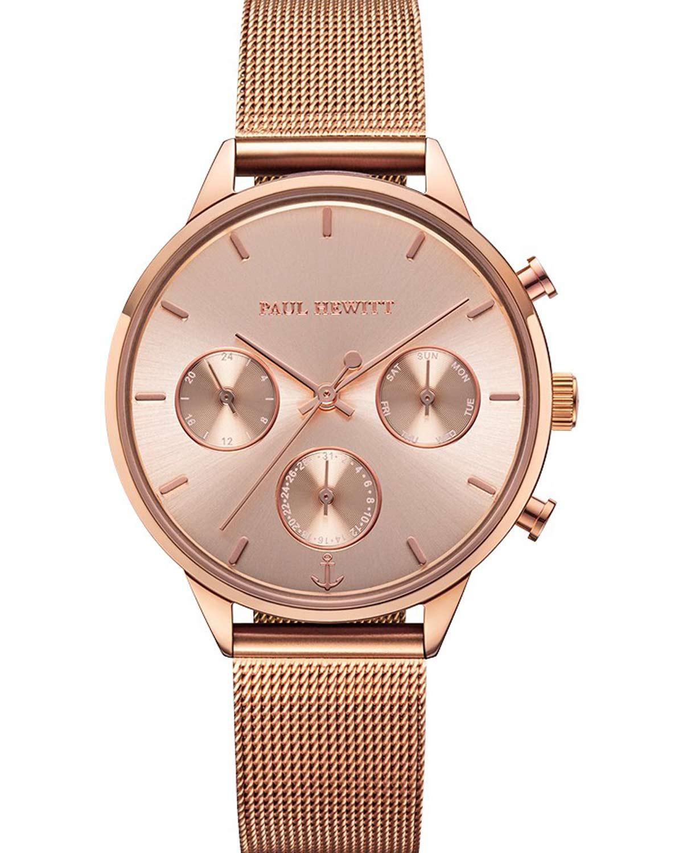 4fb0b1e280d0 Ρολόι PAUL HEWITT Everpulse Rose Gold Stainless Steel Bracelet - PH ...